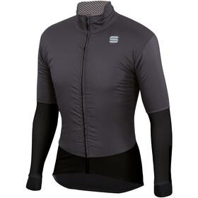 Sportful Bodyfit Pro Chaqueta Hombre, anthracite/black